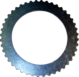 Transmission Clutch Plate, Steel, Flat, .070 36, 35, 66