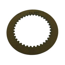 Transmission Friction Plate, Black Parallel Groove 35, 36