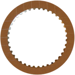 Transmission Friction Plate, Front A30