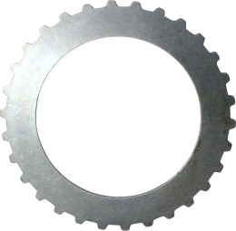 Transmission Clutch Plate, Steel, Third, .083