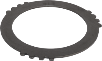 Transmission Clutch Plate, Steel, 3.0mm Thick 3 speed, 4 speed