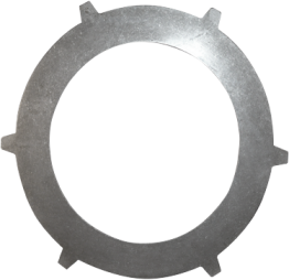 Transmission Clutch Plate, Steel DG (3 band) 1950-66