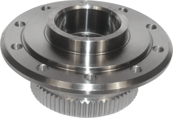 Torque-Converter Turbine Hub, Without Seal Groove 5R110W, 4R100 4 Speed, RWD / 4 x 4