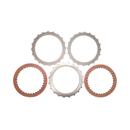 Torque-Converter Clutch Plate Kit,  722.6 & 722.9 (272mm & 290mm), 5 Speed, MC-18, MC-19