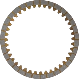 Torque-Converter Friction Plate,  RE5R05A DA-65 Nissan Titan 5.6L 2004-07, RE5R05A DA-65