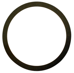 Torque-Converter Lining (Friction Ring,Wafer),  310mm Lockup, 47RH, A-618