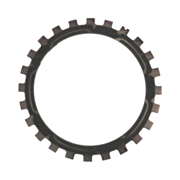 Torque-Converter Friction Plate, High-Carbon,  Heavy-Duty, ZF6HP26 2.7L ZF6HP19, 255mm, ZF6HP26 255mm