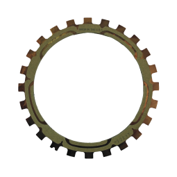 Torque-Converter Friction Plate, Kevlar, ZF6HP26 2.7L ZF6HP19, 255mm, ZF6HP26 255mm, ZF6HP26 280mm