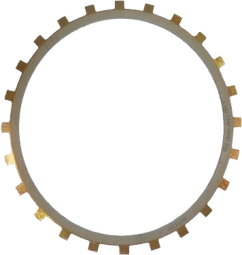 Torque-Converter Friction Plate,  ZF5HP30, 5 Speed, BM-29