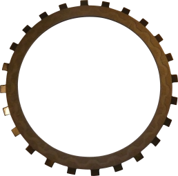 Torque-Converter Friction Plate, Serpentine™ ZF5HP19 FL (Captive Clutch)