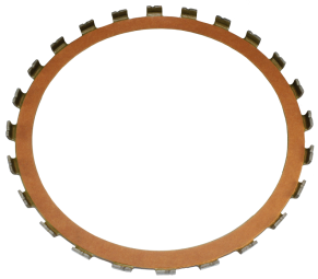 Torque-Converter Friction Plate, With Linings Renault (DPO), Peugeot (AL4), Early