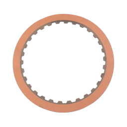 Torque-Converter Friction Plate,  AISIN AW TR-60SN, (VW 09D), CAPTIVE CLUTCH