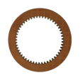 Transmission Friction Plate, P & H Misc Unlisted