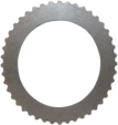 Transmission Clutch Plate, Steel, Flat, .060