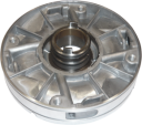 Transmission Coupling Cover, aluminum Hydramatic