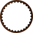 Transmission Friction Plate, 5th Clutch 4HP14