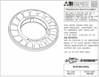 Torque-Converter Stator, It?s An Exact Duplicate Of OE 3473073, With The Exception Of The Reinforcing Radius At The Blade Anc