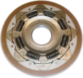 Torque-Converter Clutch Plate Assembly, Multi Plate With Bushing 5R110W, 4R100 4 Speed, RWD / 4 x 4