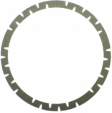 Torque-Converter Lining (Friction Ring,Wafer), With Cut-outs 6R80, 280mm (Early)