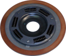 Torque-Converter Clutch Plate Assembly, Single-Plate A4LD, 4R55E, A4LD Multi-Clutch 4.0, A4LD, 4R55E, Late