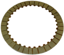 Torque-Converter Friction Plate, 2.7mm 722.6 & 722.9 (272mm & 290mm), 5 Speed, MC-18, MC-19