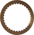 Torque-Converter Friction Plate, Kevlar® 722.6 & 722.9 (272mm & 290mm), 5 Speed, MC-18, MC-19