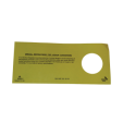 Torque-Converter Tags,Warranty,  Misc Unlisted