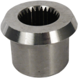 Torque-Converter Turbine Hub, For O.E.Turbines Weld-In 298mm Lockup, 250C, 350C, 700-R4, 4L60E