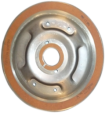 Torque-Converter Damper Part, Pressure Plate, Less Damper, Diesel Type With 2 Oil Ports General Motors