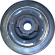 Torque-Converter Pressure Plate, And Damper Assy., Diesel, With Valve General Motors